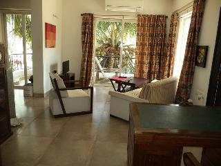 Cozy apartment situated in Calangute.