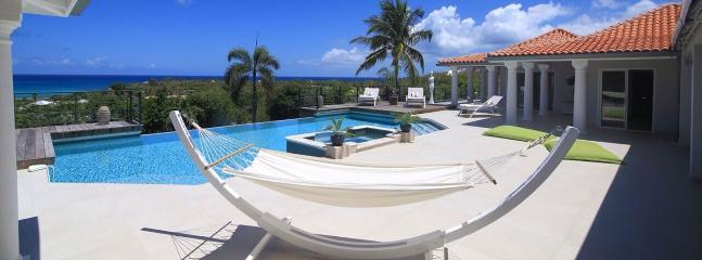 Villa Giselle SPECIAL OFFER: St. Martin Villa 128 This Superb, Newly Constructed Private Home Has A 180º View Of The Crystal Blue Waters Of The Caribbean., Terres Basses