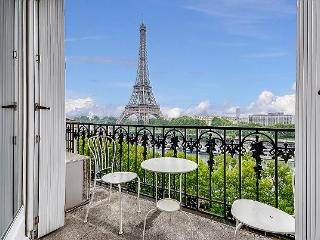 Tour Eiffel - New York Penthouse, Paris