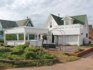 Waterfront home, North Rustico