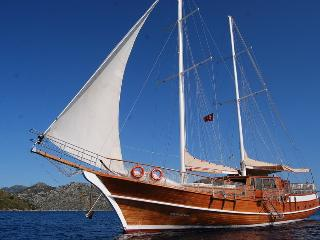 Lord of the Blue Gulet, Marmaris