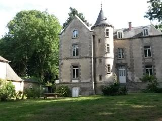 A manor in Brittany  for families and friends, Merdrignac