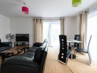 GORGEOUS 2 BEDROOM FLAT WITH WI FI,SLEEPS 6, London