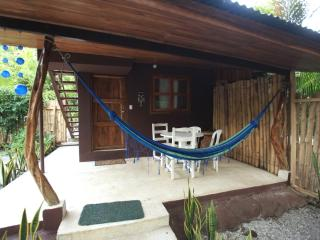 Budget Cabina With Kitchenette On Beach Property, Santa Teresa