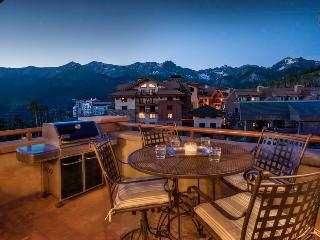 Ski in/Ski out Penthouse with unbelievable views - The Plaza at Granita Penthouse, Mountain Village