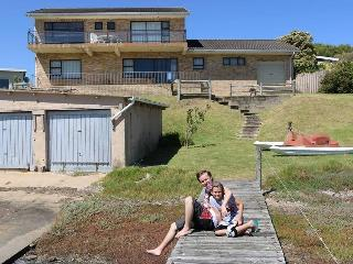 DOUBLE STOREY BEACH HOUSE ON KROM RIVER WITH JETTY, Saint Francis Bay