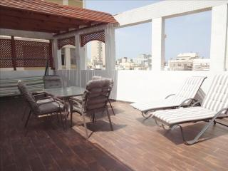 MODERN SEA VIEW PENTHOUSE GORDON BEACH, Tel Aviv