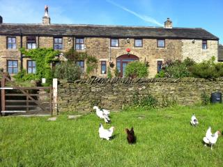 Country cottage with rural location, Holmfirth