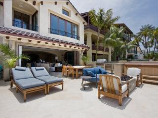 Newport Beach Luxury Balboa Bay Front Home