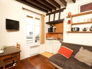 CUTE FLAT OF CHARACTER AND CENTRALLY LOCATED, Paris