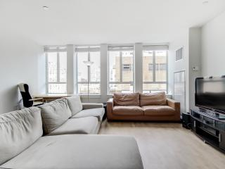 Fresh Apt with Rooftop Views, Filadelfia
