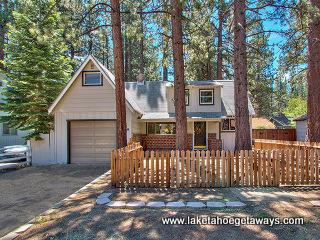 Snowflake Cabin, South Lake Tahoe