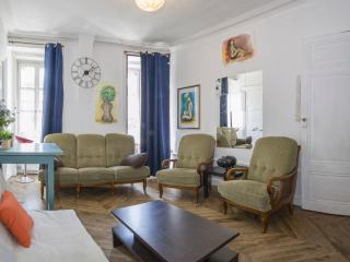 Vibrant & Open Flat in the 2nd, Lyon