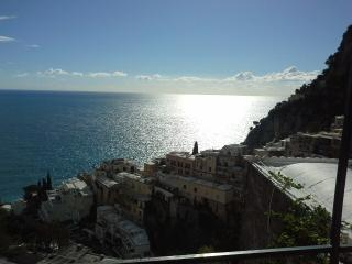 Central independent house in Positano - A636