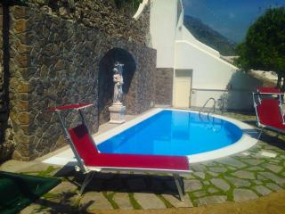 Terrific view with private pool - V743, Praiano