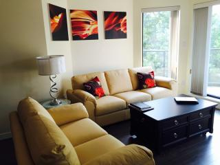 large 2 bedroom condo, Coquitlam