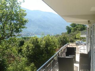 Peaceful, stunning views, pool, 2 mins walk to sea, Prcanj