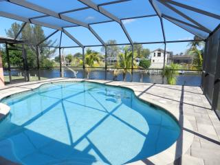 Coco Beach - Gulf Access, Pool, Cape Coral