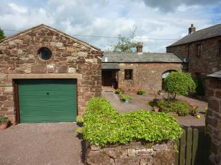 Redstone Barn in Dufton, North Pennines, Appleby-in-Westmorland