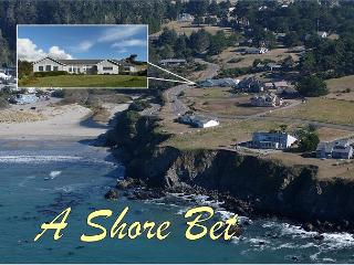 A Shore Bet -  Whitewater, Ocean & Beach Views from Almost Every Room!, Mendocino