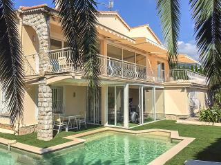 Beautiful villa close to seafront, Roquebrune-Cap-Martin