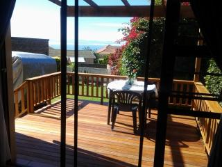 Studio with garden and sea view, Jeffreys Bay