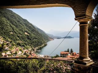 Apppartmento Window on the Lake with Shared Pool, Argegno