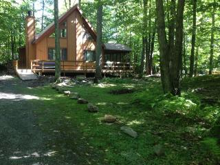 Year-round Family Getaway next to Summer Lake, Lago Pocono