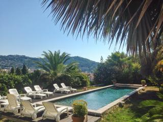 Villa near Cannes with private pool, Le Cannet
