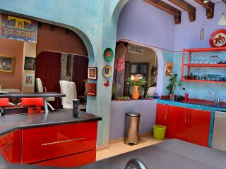 Paloma Inn. A house with personality for up to 9., San Miguel de Allende