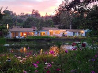 1 Acre Property with PRIVATE LAKE, Santa Monica