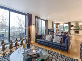 Central Top Floor Apartment with Roof Terrace, London