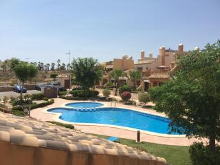Spacious family apartment, Algorfa