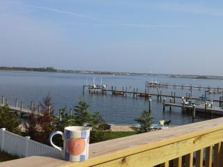 New Bay Front Home, Mantoloking