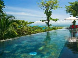 Magnificent, hilltop Casa Paraiso with full staff, infinity pool & private balcony off every room, Parc national Manuel Antonio