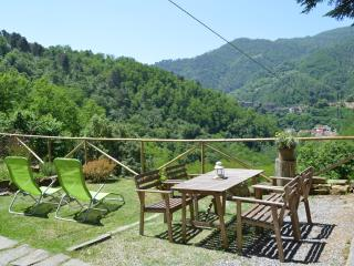 Farmhouse apartment in Pietrabuona near Pescia