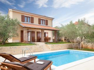Charming villa Rustica with a pool ****, Krk