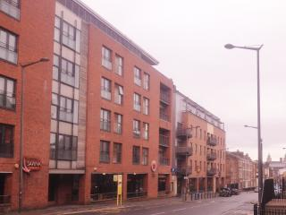 Holiday apartment in Liverpool city centre UK