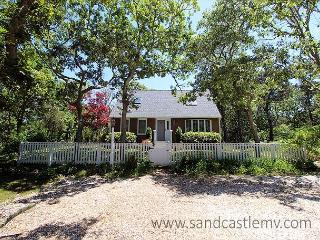 CHARMING CAPE IN ISLAND GROVE THAT IS TRUE VINEYARD!, Edgartown