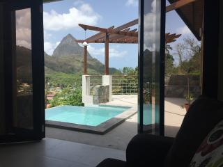 BEST VALUE IN ST. LUCIA! $1M VIEWS; GREAT LOCATI, Soufriere