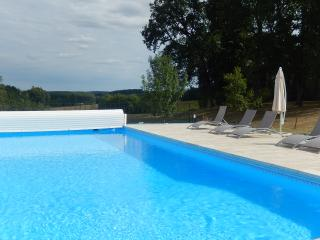 Stylish gite for two near Villereal