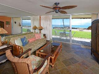 $139 OCEANFRONT Maui condo - 40 ft from water!, Lahaina