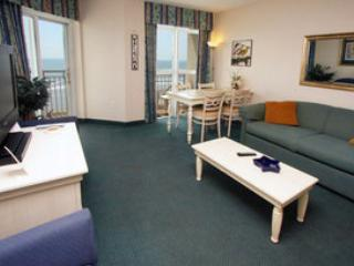 Ocean Front condo on the 6th floor at Bay Watch, North Myrtle Beach