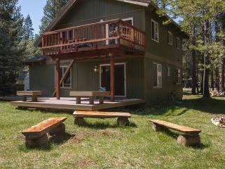 Remodeled Private 3BD Chalet on the Forest, South Lake Tahoe
