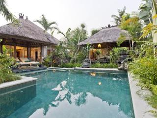Villa Hibiscus, 3 bedrooms in Sanur