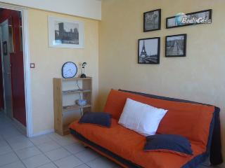Apartment/Flat in Vallauris, at Christine's place
