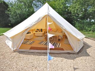 Glamping at Old Summer Dairy, Glastonbury