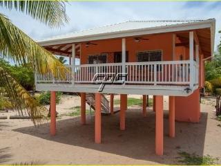 Beach Front, Casita del Mar, Hopkins Belize