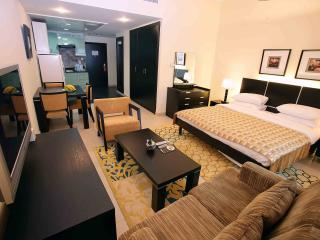 Fully Furnished & Serviced Studio Apartment, Dubai