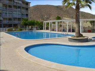Large flat near beach with terrace, Campello